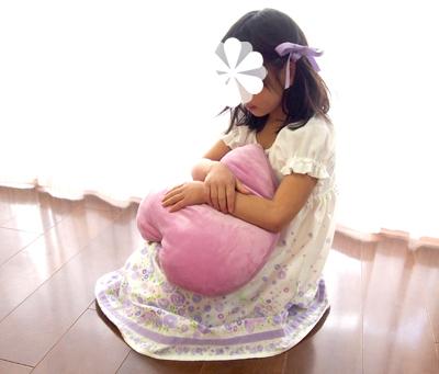 ネグリジェ-ダブルガーゼ紫小花11.jpg