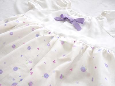 ネグリジェ-ダブルガーゼ紫小花2.jpg