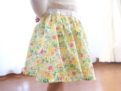 パンツインスカート有輪小花黄15.jpg