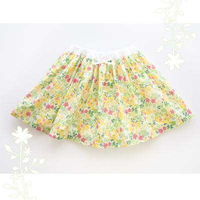 パンツインスカート有輪小花黄2.jpg
