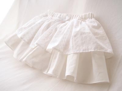 白地白レースパンツインスカート2.jpg